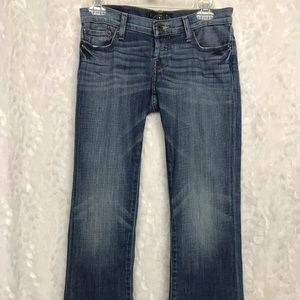 Lucky Brand LiL Maggie 0/25 bootcut stretch jeans